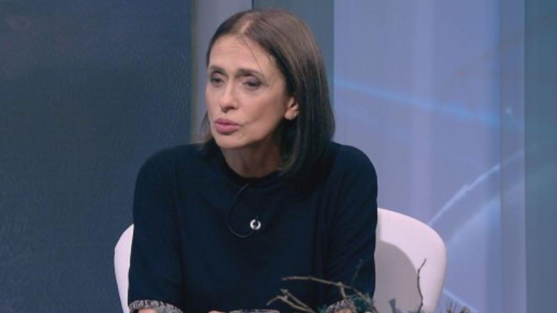 Надежда Нейнски: Най-големият мит за Прехода е, че не е донесъл нищо добро за България