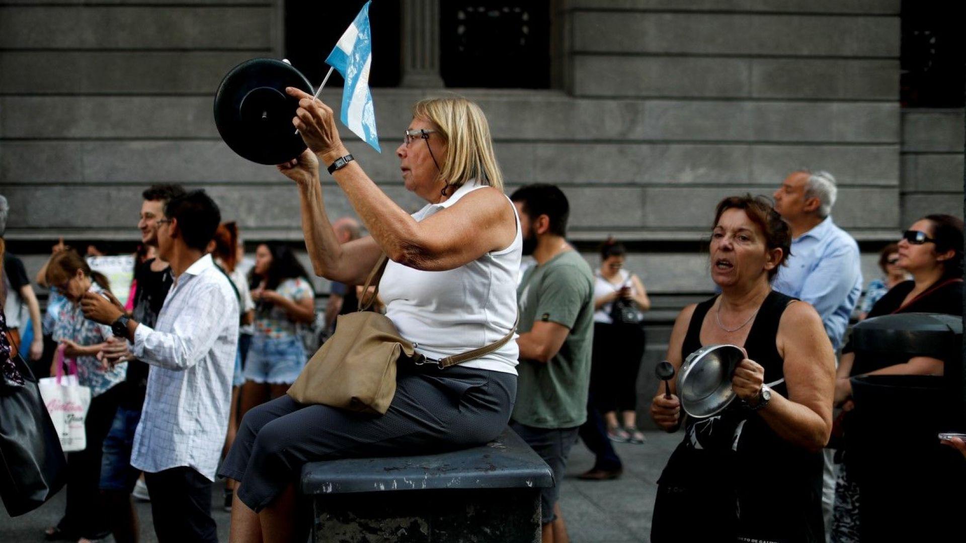 Аржентина на практика е в дефолт, потвърди президентът на страната