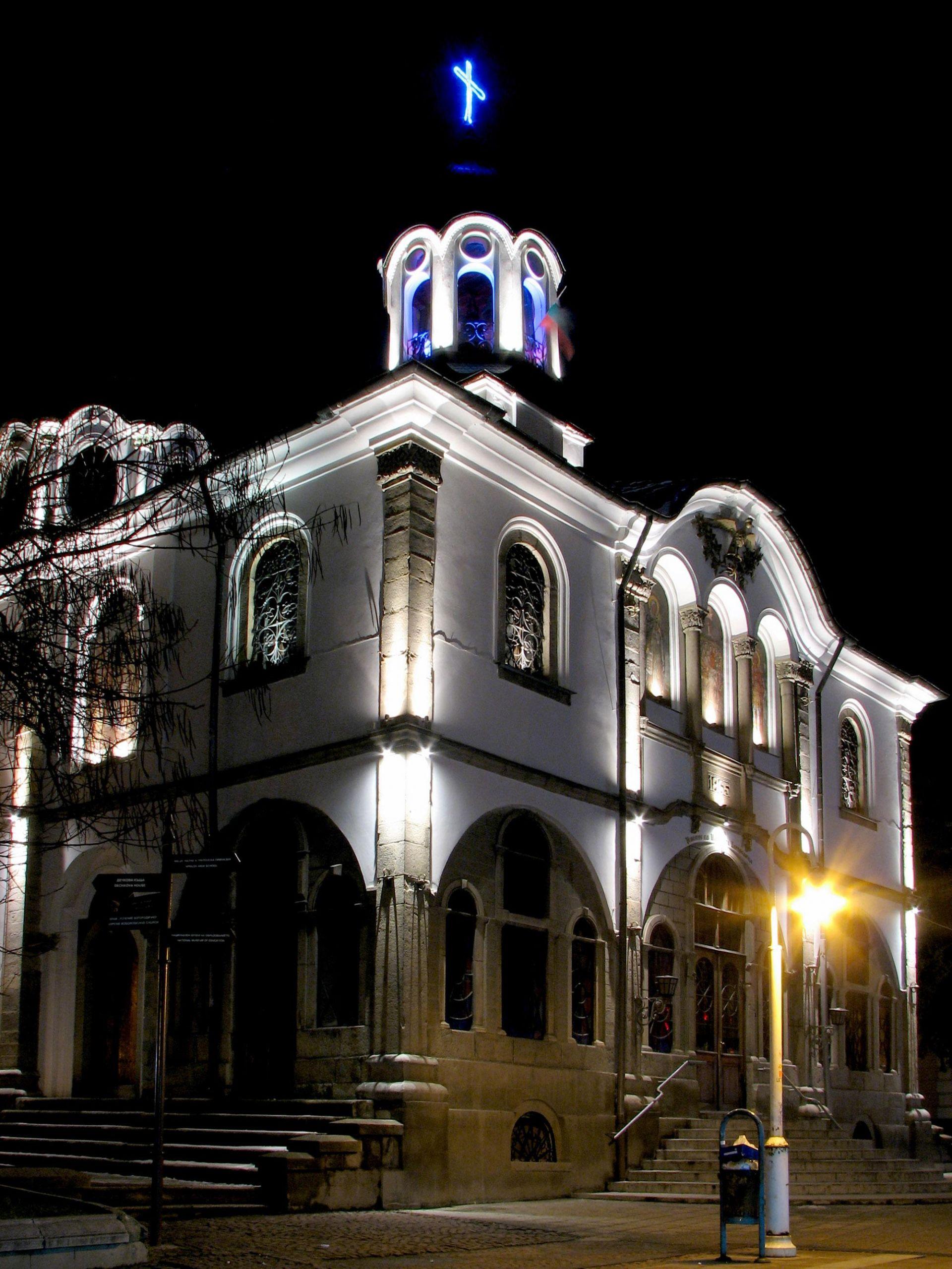 """Църквата """"Успение Богородично"""""""