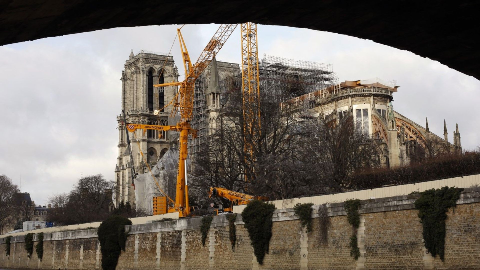 Планирано е катедралата