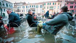 """Венеция през зимата - Коледа """"по вода"""""""