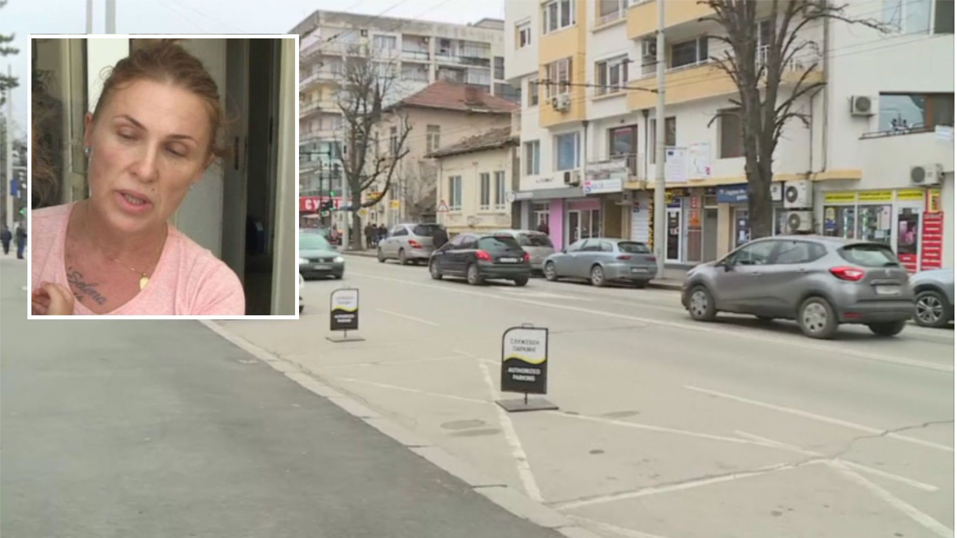 Блъснатото от 2 коли русенче е бебето, заключено от майка си в кола при 33°