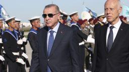 Ердоган е утвърдил меморандума за военнo сътрудничество с Либия
