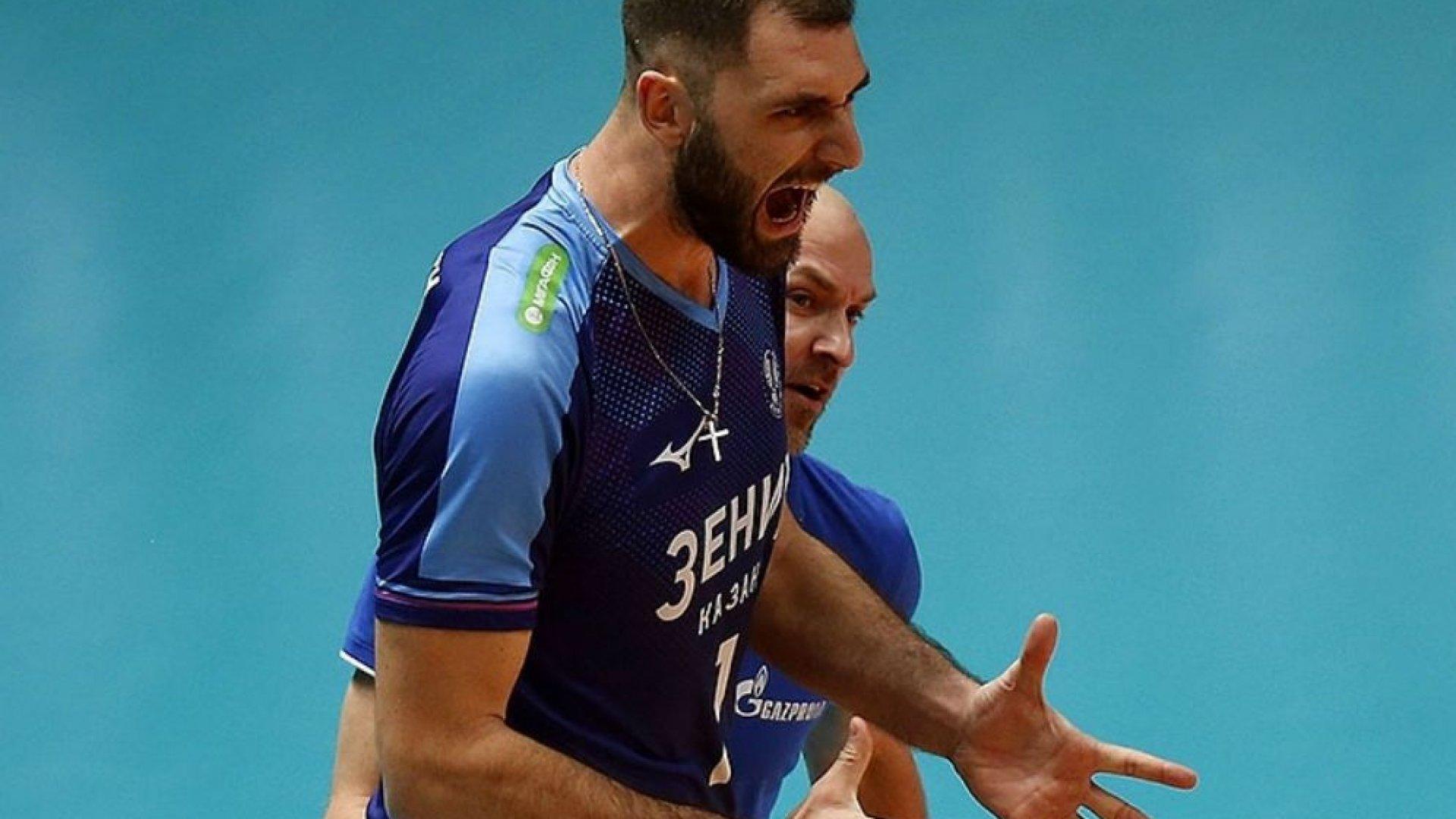 Цецо Соколов триумфира с Купата на Русия