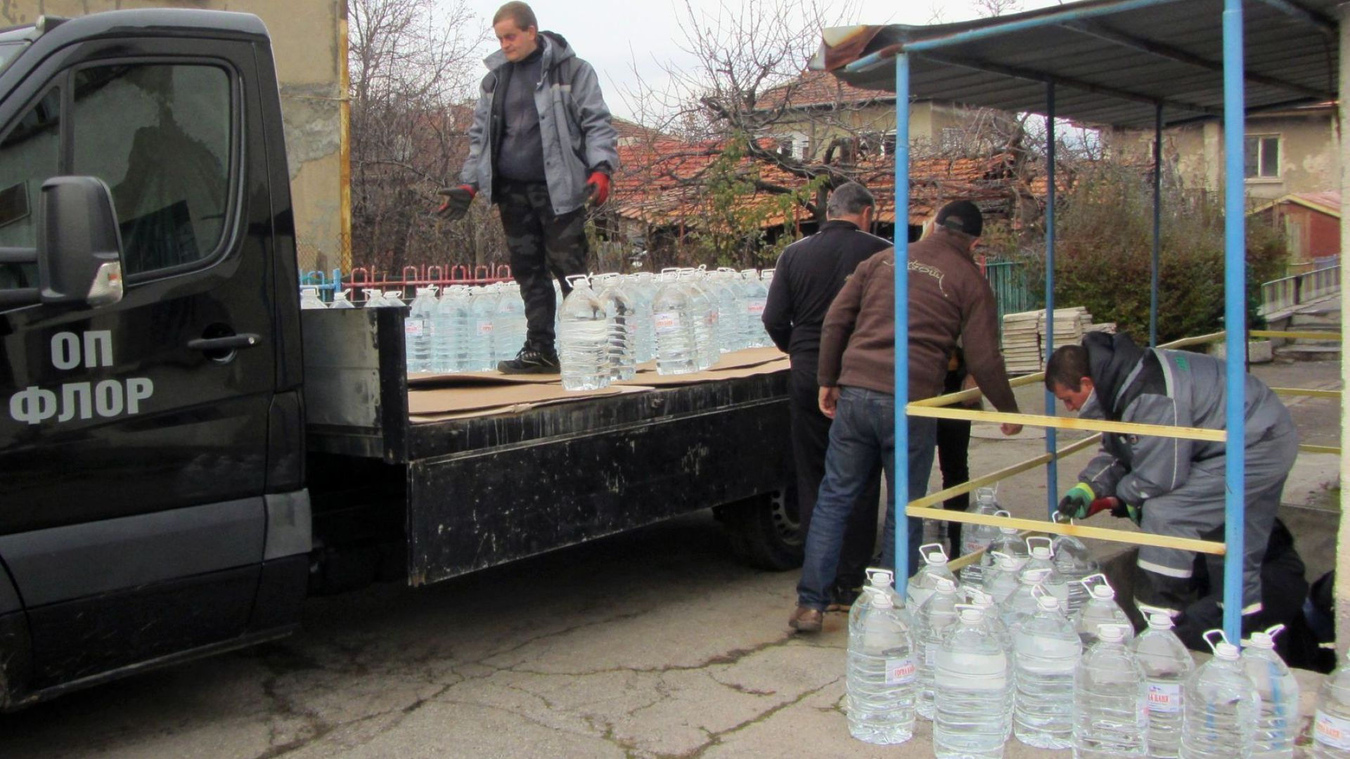 Два квартала с негодна вода в Перник  заради заразата с ешерихия коли
