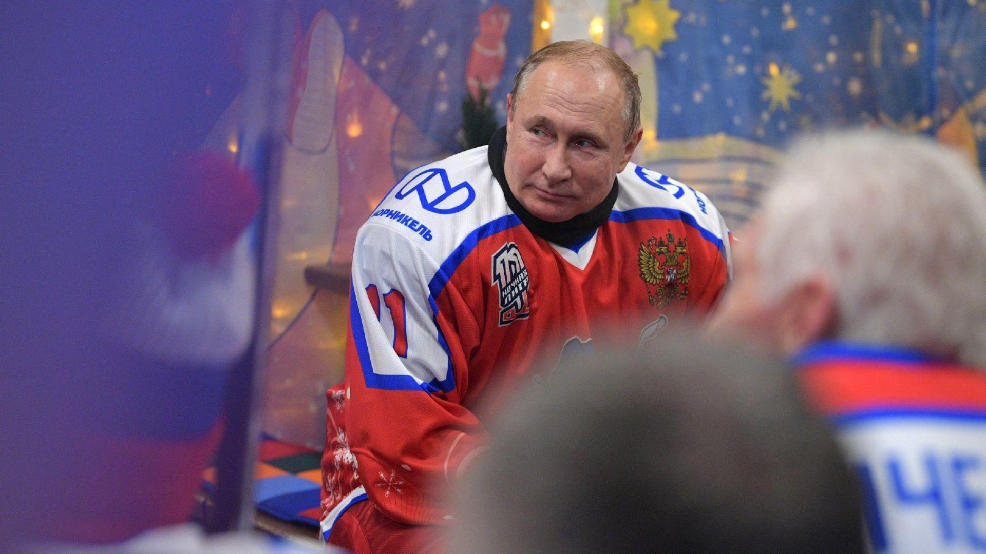 Владимир Путин поръча спасението на футболен клуб с държавни пари