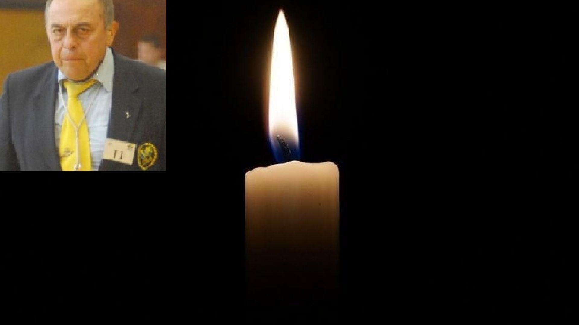 Почина легендата в борбата Илия Печикамъков