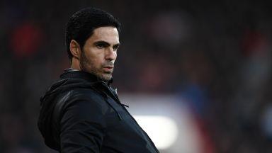 Наставникът на Арсенал призна: Много сме далеч от нивото на Ливърпул