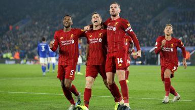 Капитанът на Ливърпул извън игра за 3 седмици с травма