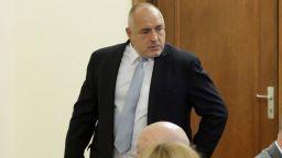 Бойко Борисов не получил покана за срещата при Румен Радев за изборния кодекс