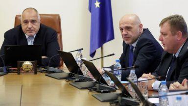 Дончев посочи два варианта: Оставка през септември или нов кабинет без Борисов
