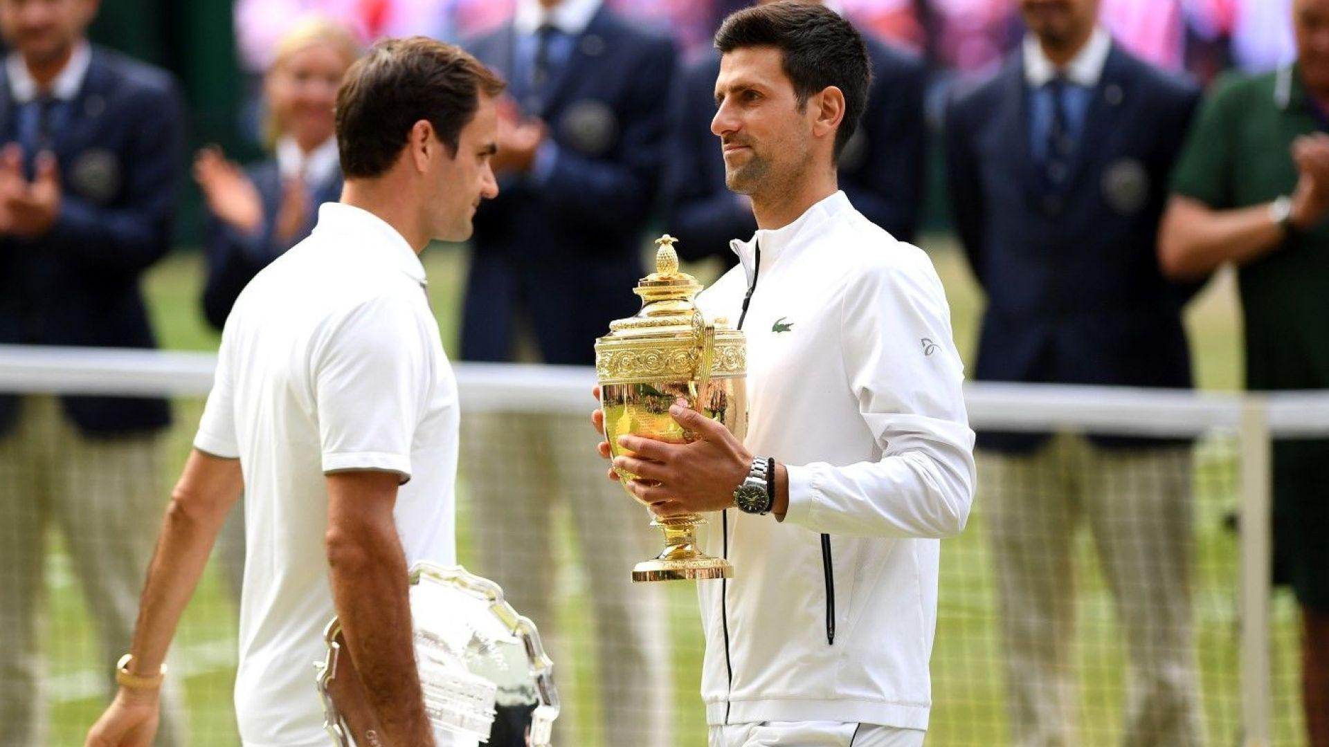 Кои бяха най-големите съперничества за десетилетието в тениса?