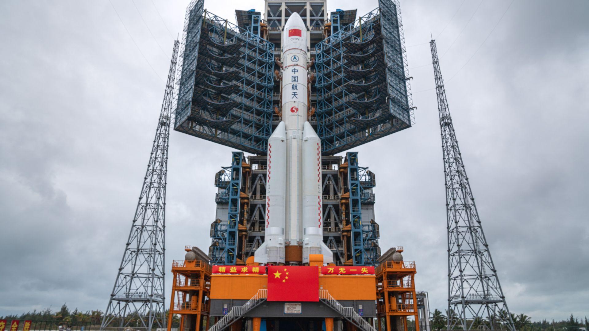 Китай ще има собствена космическа станция до 3 години