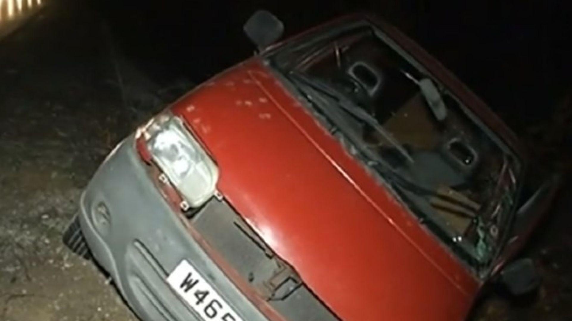 Двама ранени при тройна катастрофа на пътя София - Варна