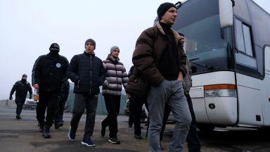 Приключи размяната на пленници между Киев и украинските сепаратисти
