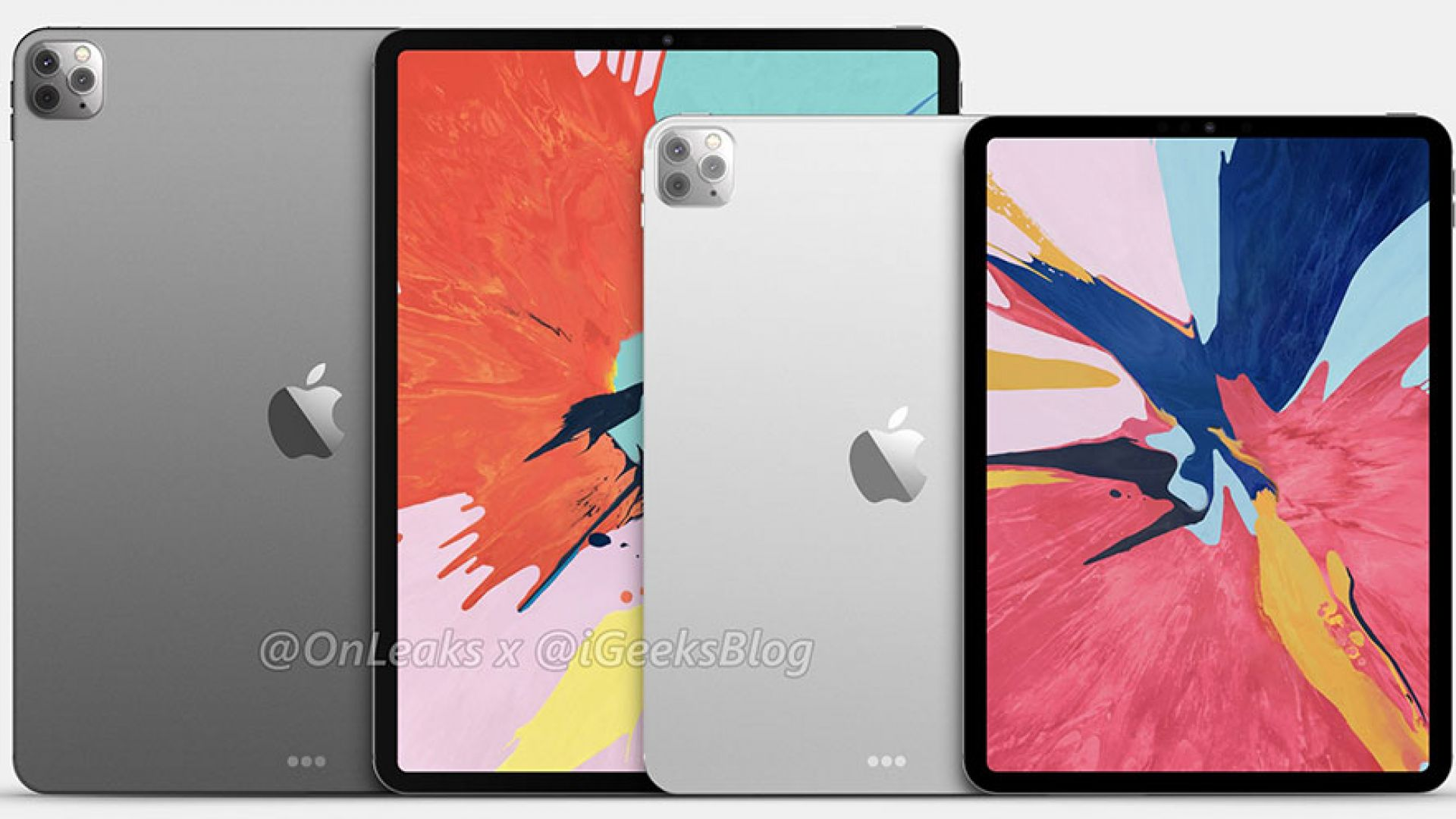 Ето как ще изглежда новият iPad Pro