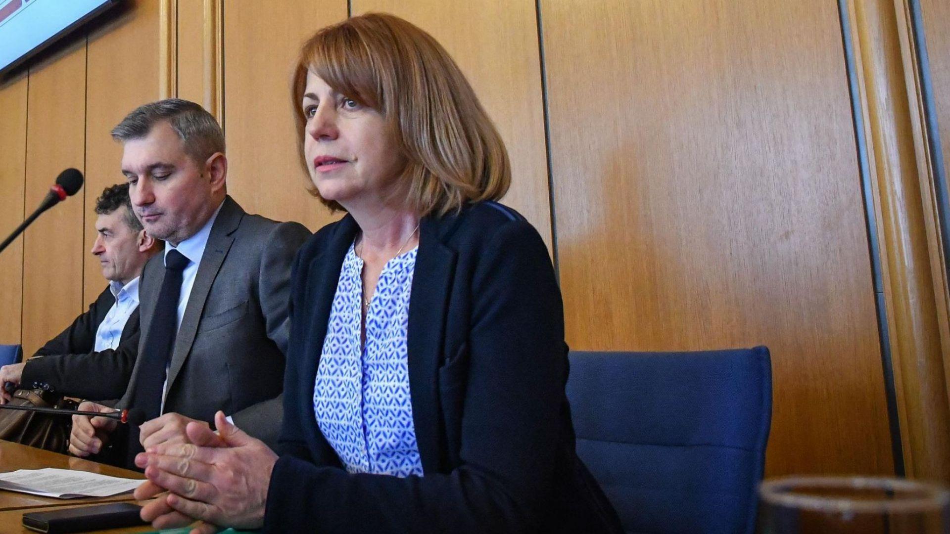 Йорданка Фандъкова заема важен европейски пост