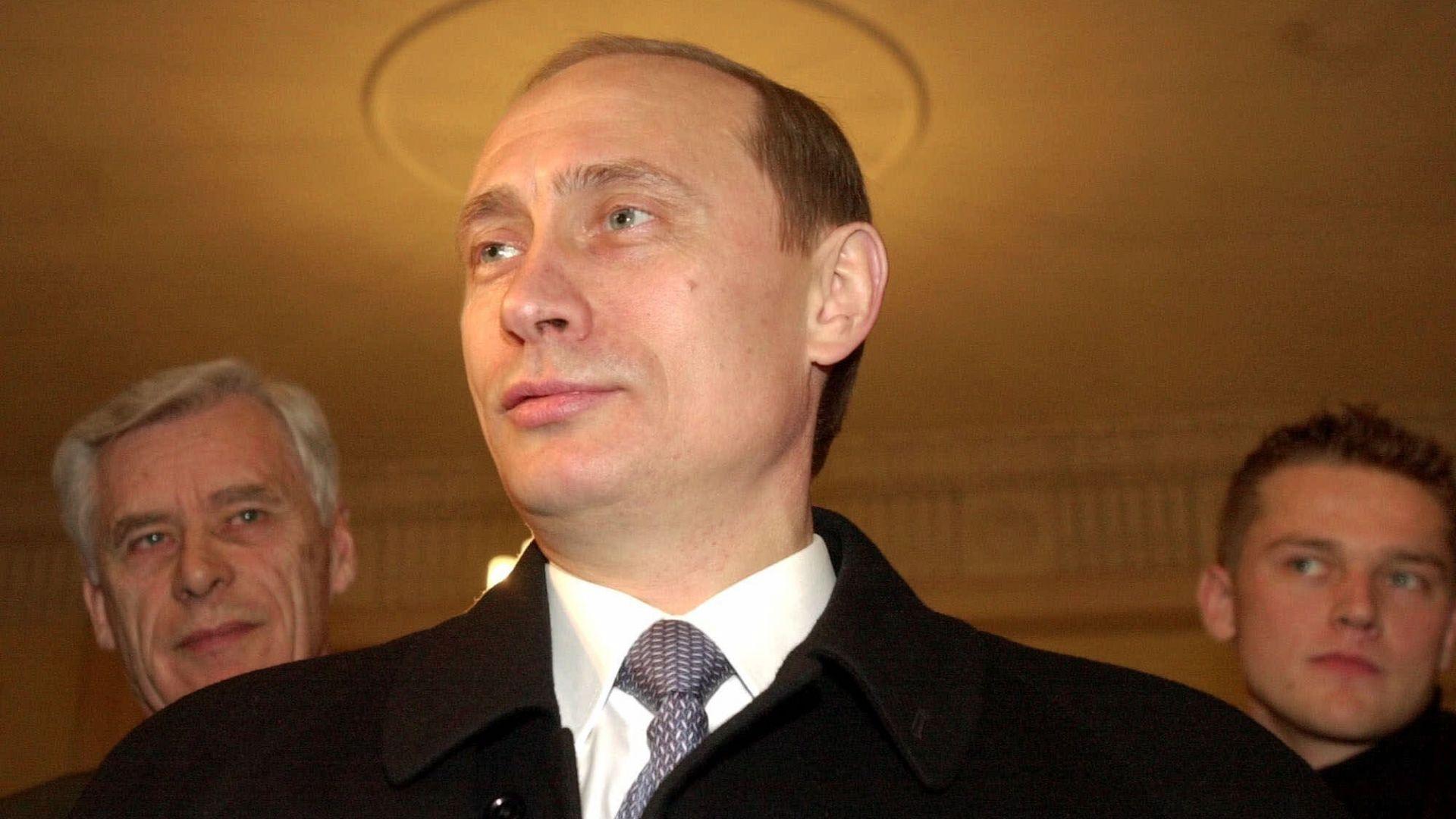 Владимир Путин бе назначен за и. д. президент на Русия