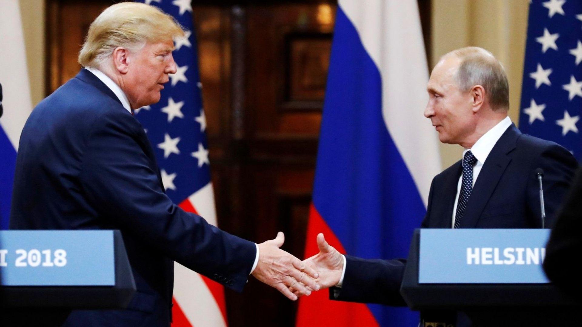 Путин и Тръмп обсъдиха иранската програма, коронавируса и икономиката