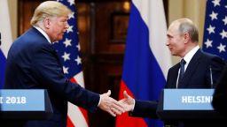 Владимир Путин: Готов съм да работя с всеки президент на САЩ