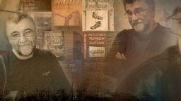 Писателят Христо Стоянов пред Impressio: Псувах, биех, бях бунтар - и в стиховете, и в живота