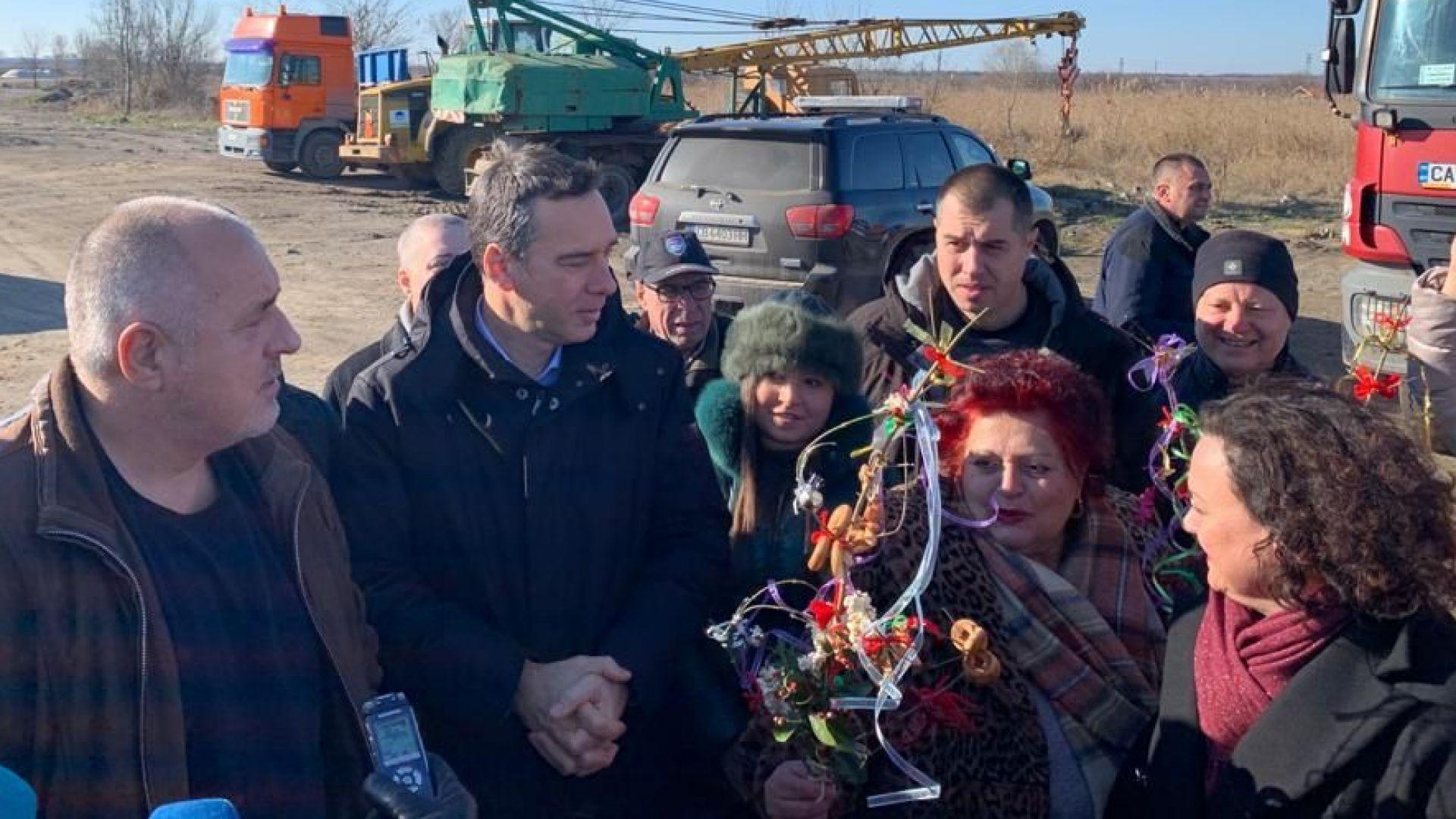 Борисов: Докато БСП беше на власт, хората излизаха от морето с разстройство (видео)