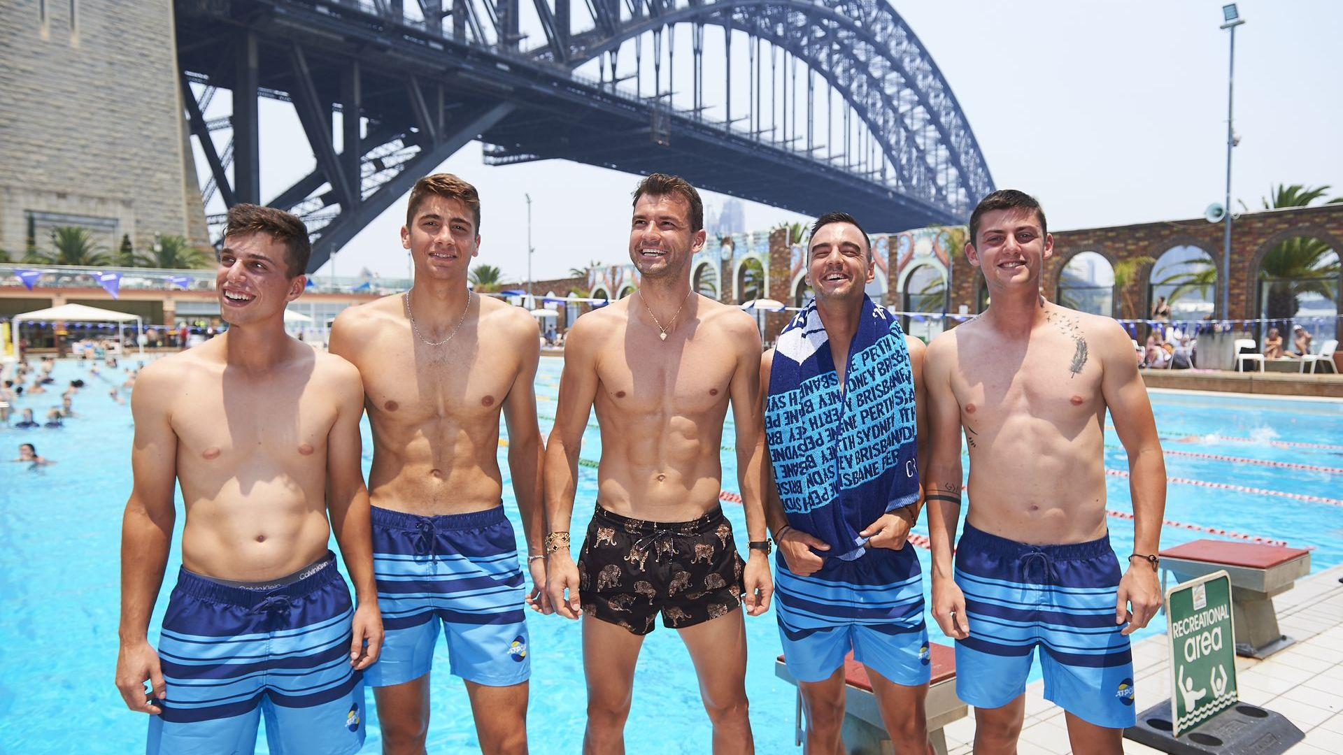 """Отбор България се забавлява в Сидни в стил """"САЩ 94"""" (снимки и видео)"""