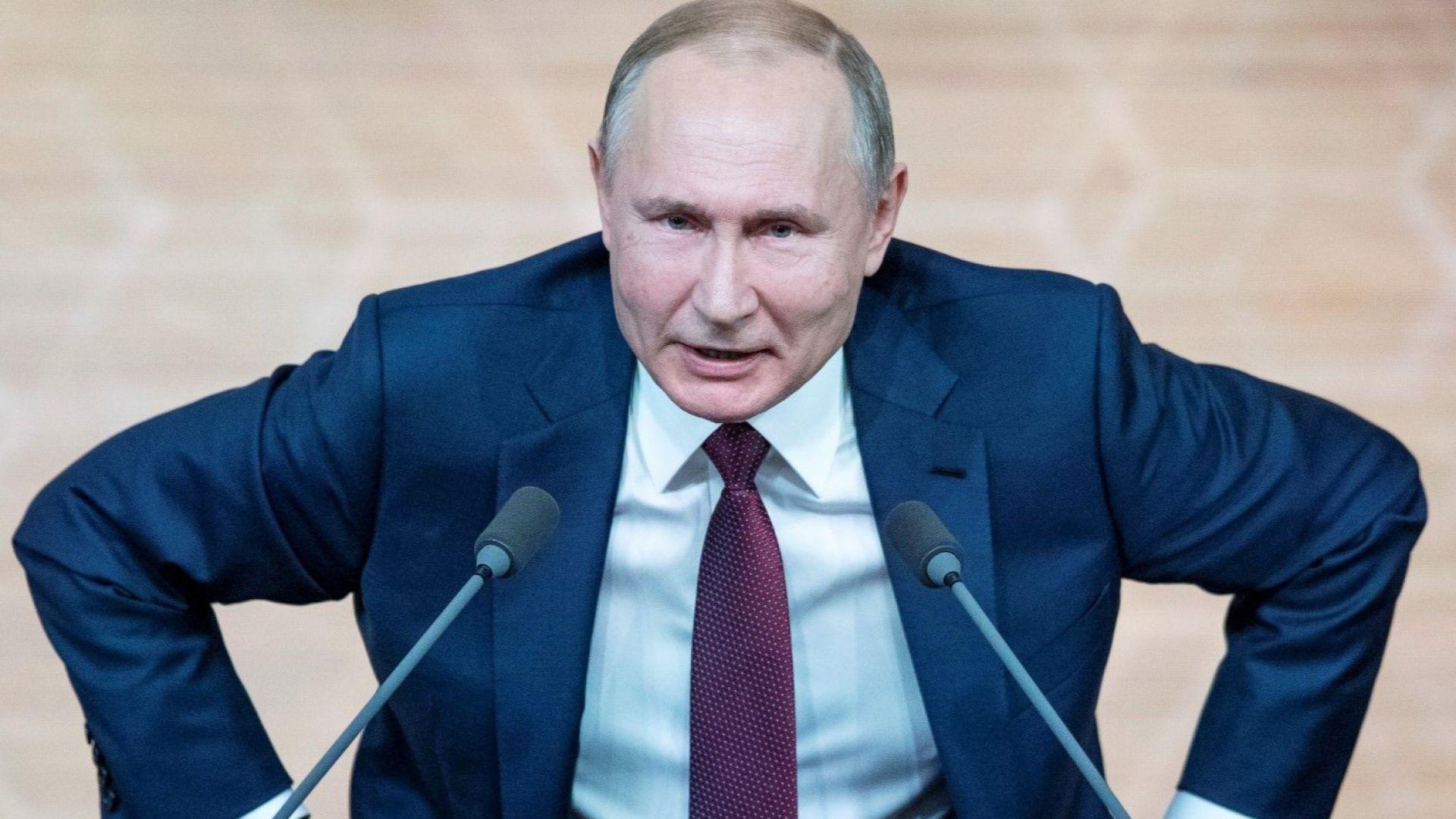 Путин: Конституционните промени нямат за цел да заграбя властта