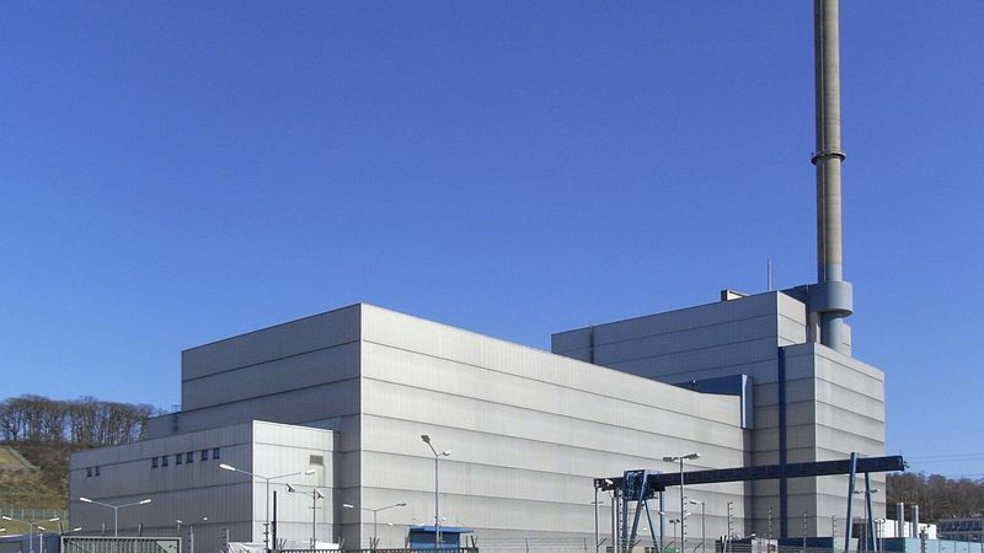 "Германия затваря атомната електроцентрала ""Филипсбург"""