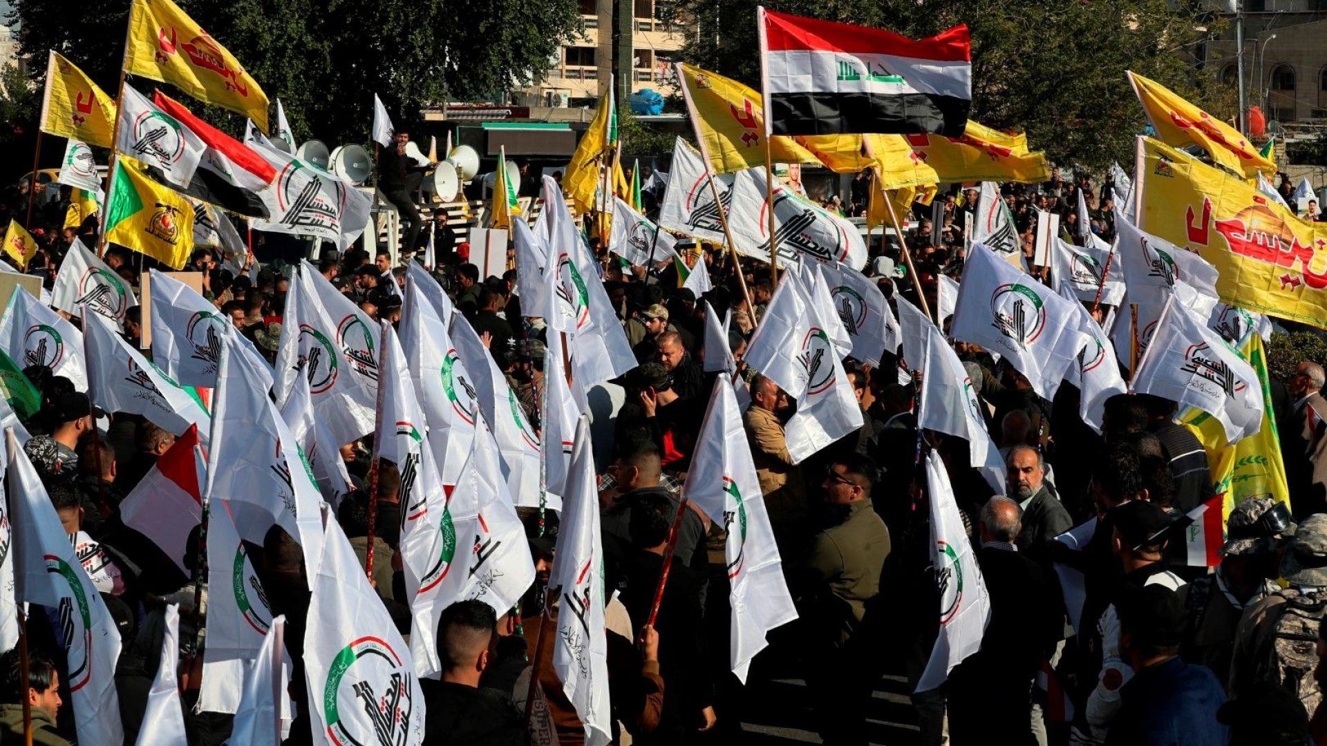Дванайсет души са ранени  при щурма в комплекса на американското посолство  в Багдад