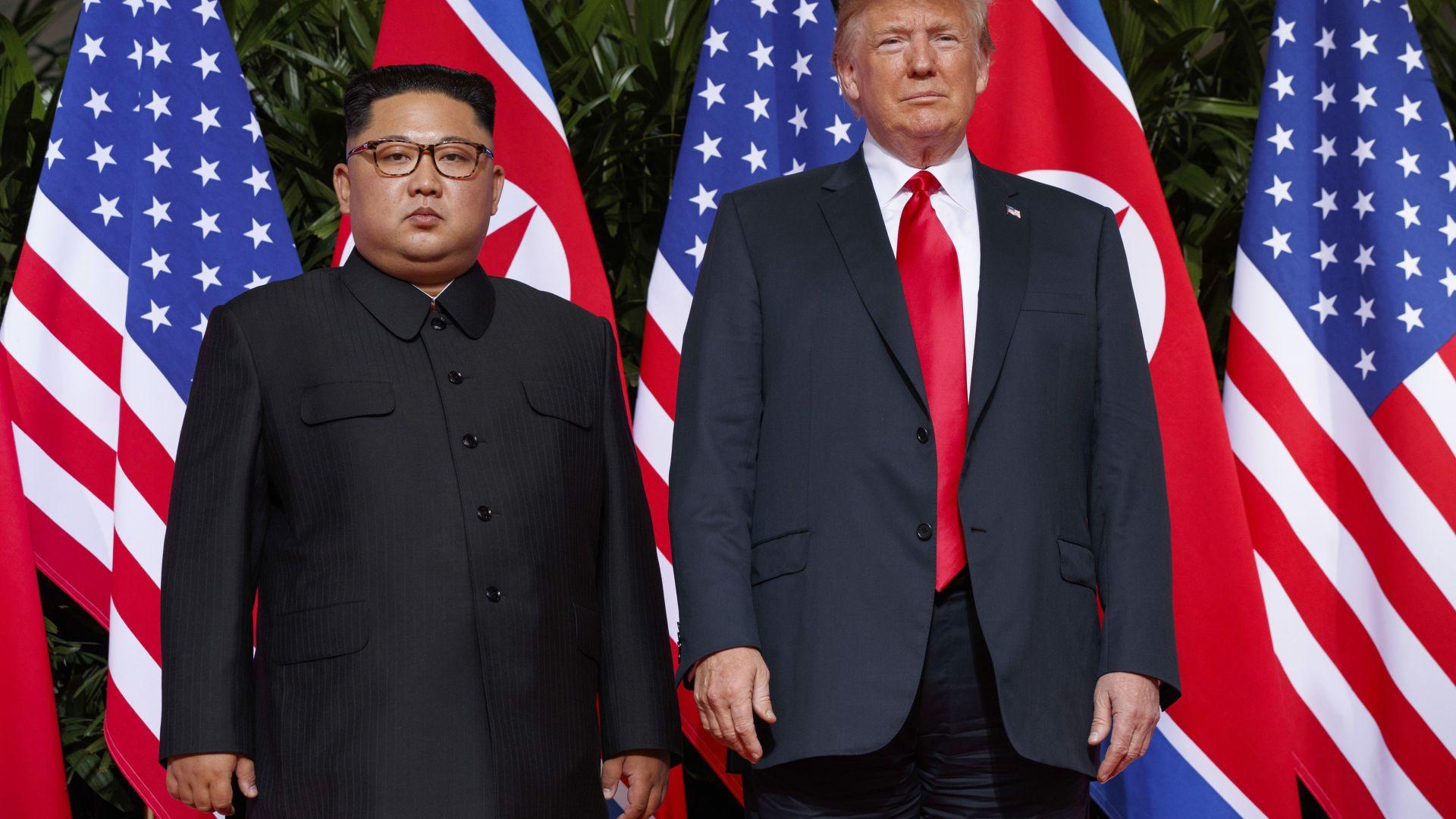 КНДР обяви край на мораториума за ядрената програма, Тръмп има доверие на Ким