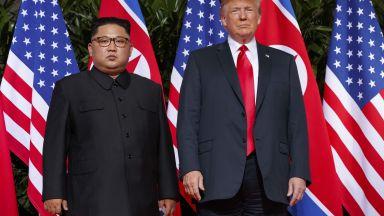 Северна Корея отрича да е изпращала писмо на Тръмп