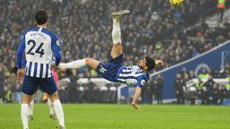 Брилянтен гол спря Челси на южното крайбрежие