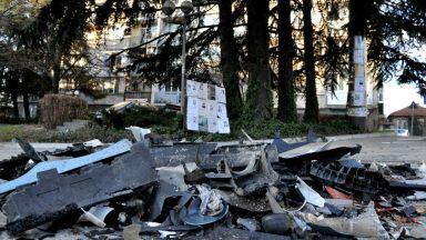 Бременна жена загуби бебето си при жестока катастрофа в Хасково