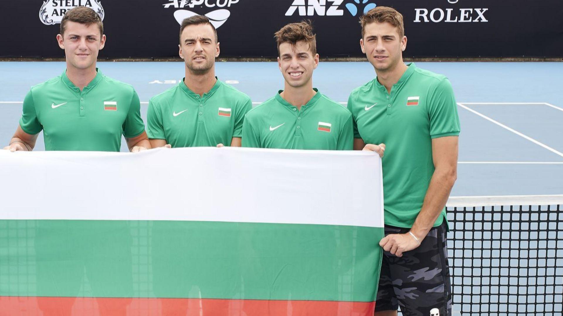 България започва с Кузманов срещу Великобритания (програма)