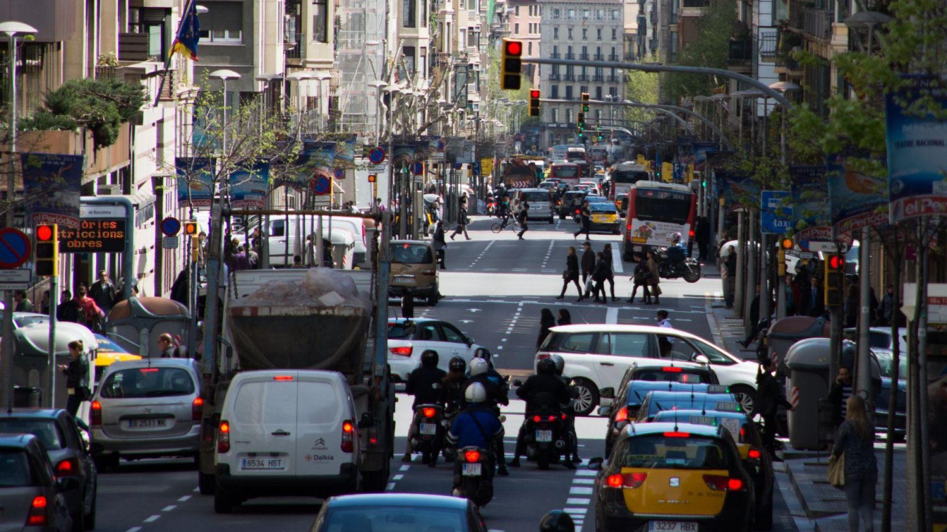 Барселона спира през деня най-замърсяващите коли