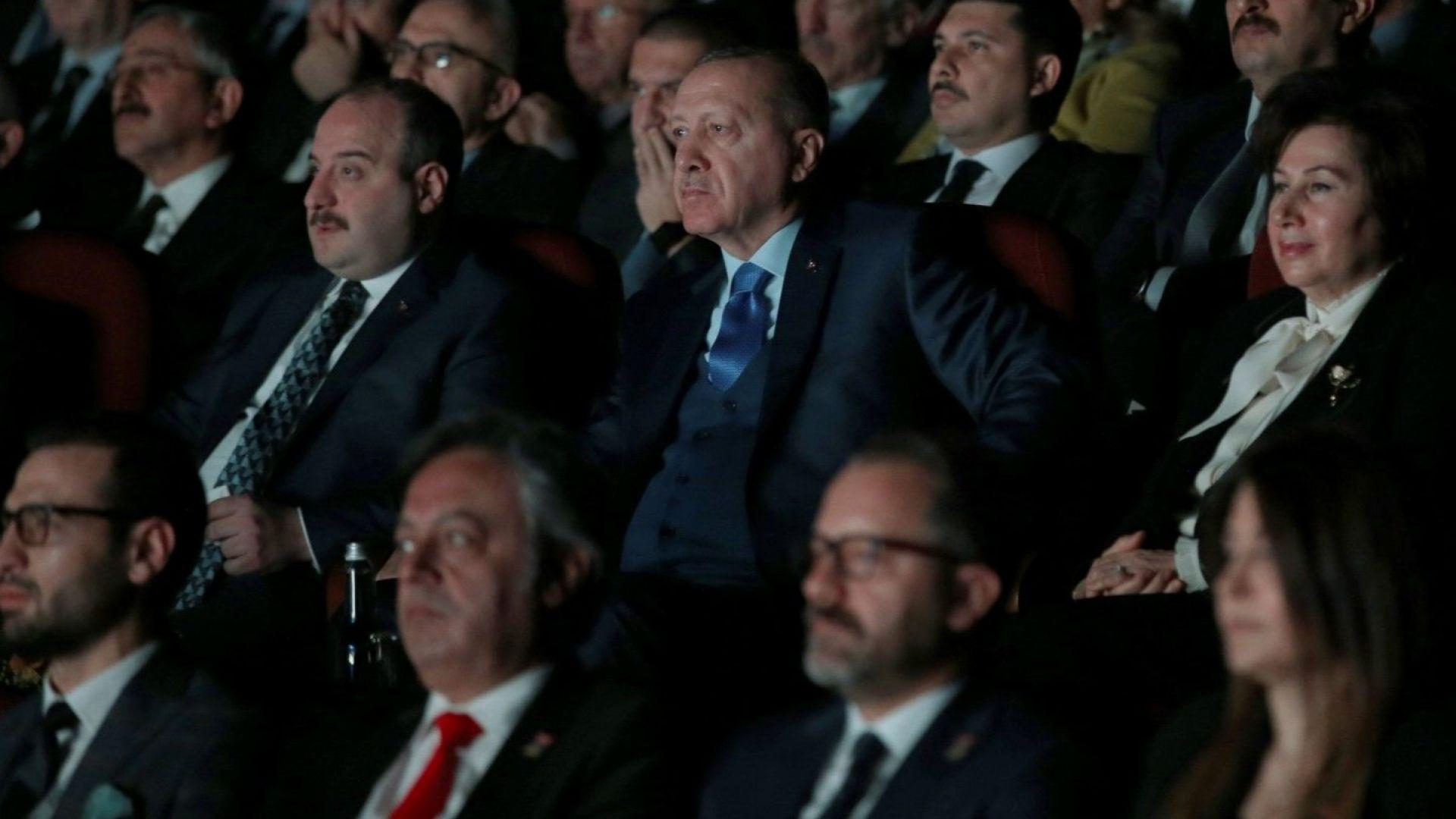 Турският парламент прие проекторезолюция на президентството за изпращане на турски