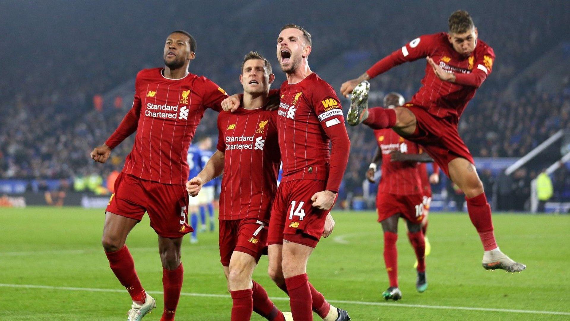Уникалната серия на Ливърпул ще продължи при визитата на Уест Хям