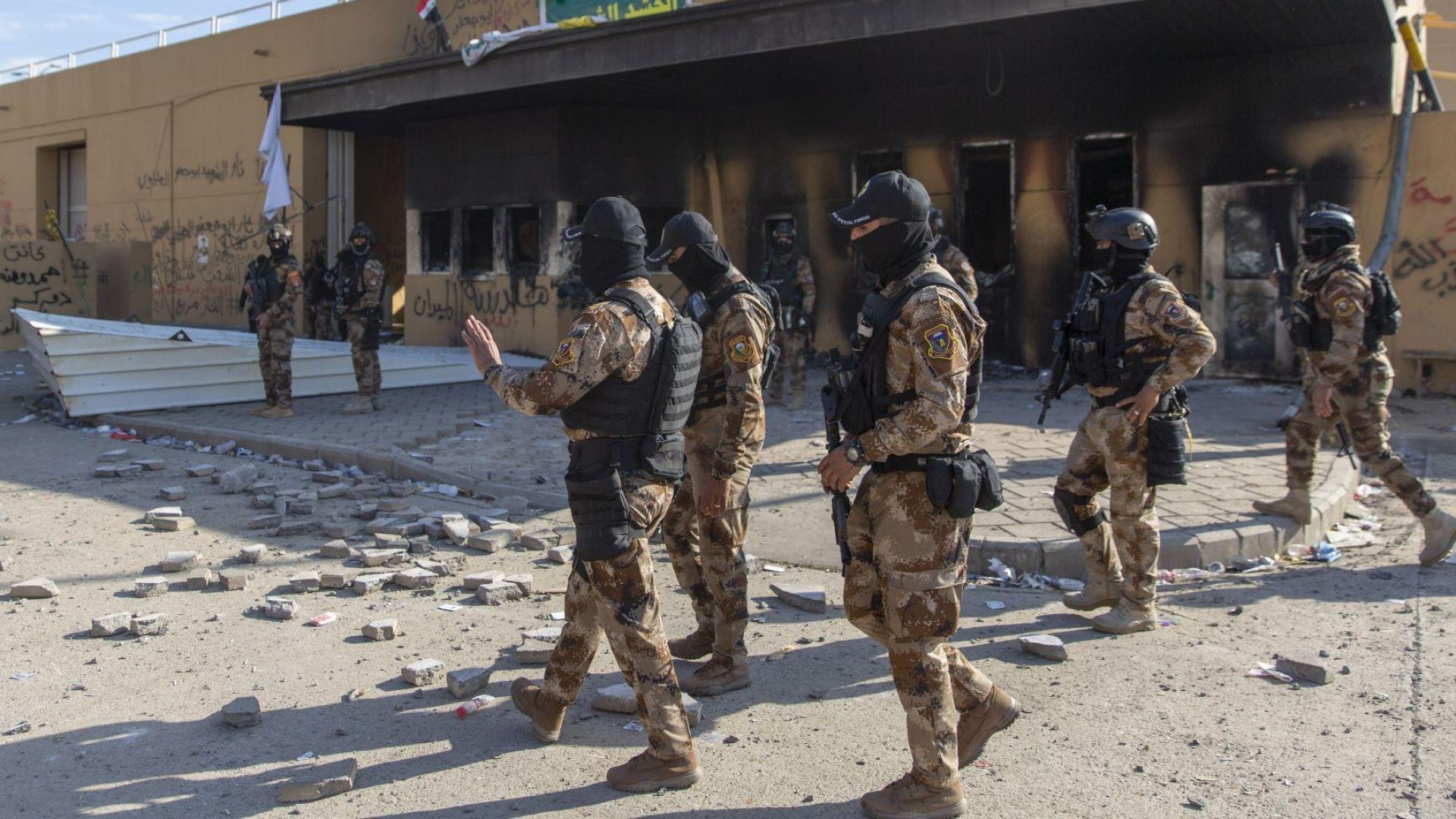 САЩ с критика към Русия и Китай, че мълчат след атаката над американското посолство в Багдад
