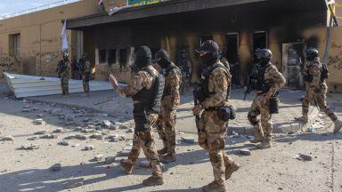 Ракетен обстрел до посолството на САЩ и US военна база в Ирак
