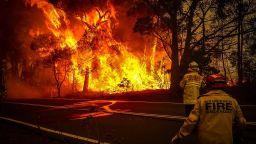 Отровният дим от горските пожари в Австралия е взел повече жертви,  отколкото пламъците