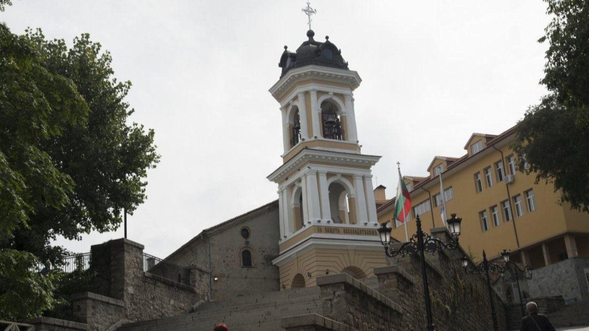 Литийното шествие на Богоявление затваря булеварди в Пловдив