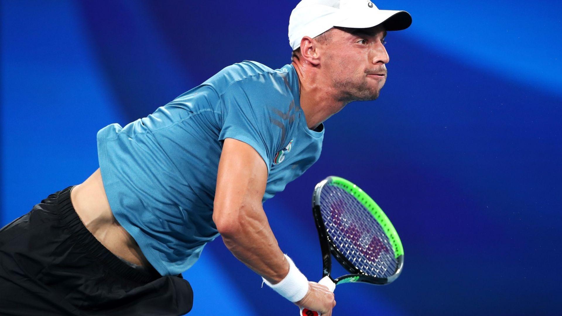 Французин спря Кузманов за титлата на финала в Австрия