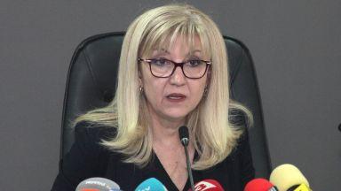Петя Аврамова: Не се предвижда повишаване цената на водата