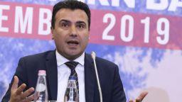 Заев с послание към Радев: Покажете европейско ниво и дайте шанс на Северна Македония