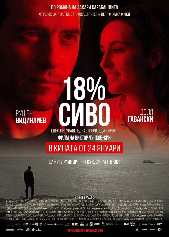 """Руши Видинилиев и Доля Гавански в """"18% сиво"""""""