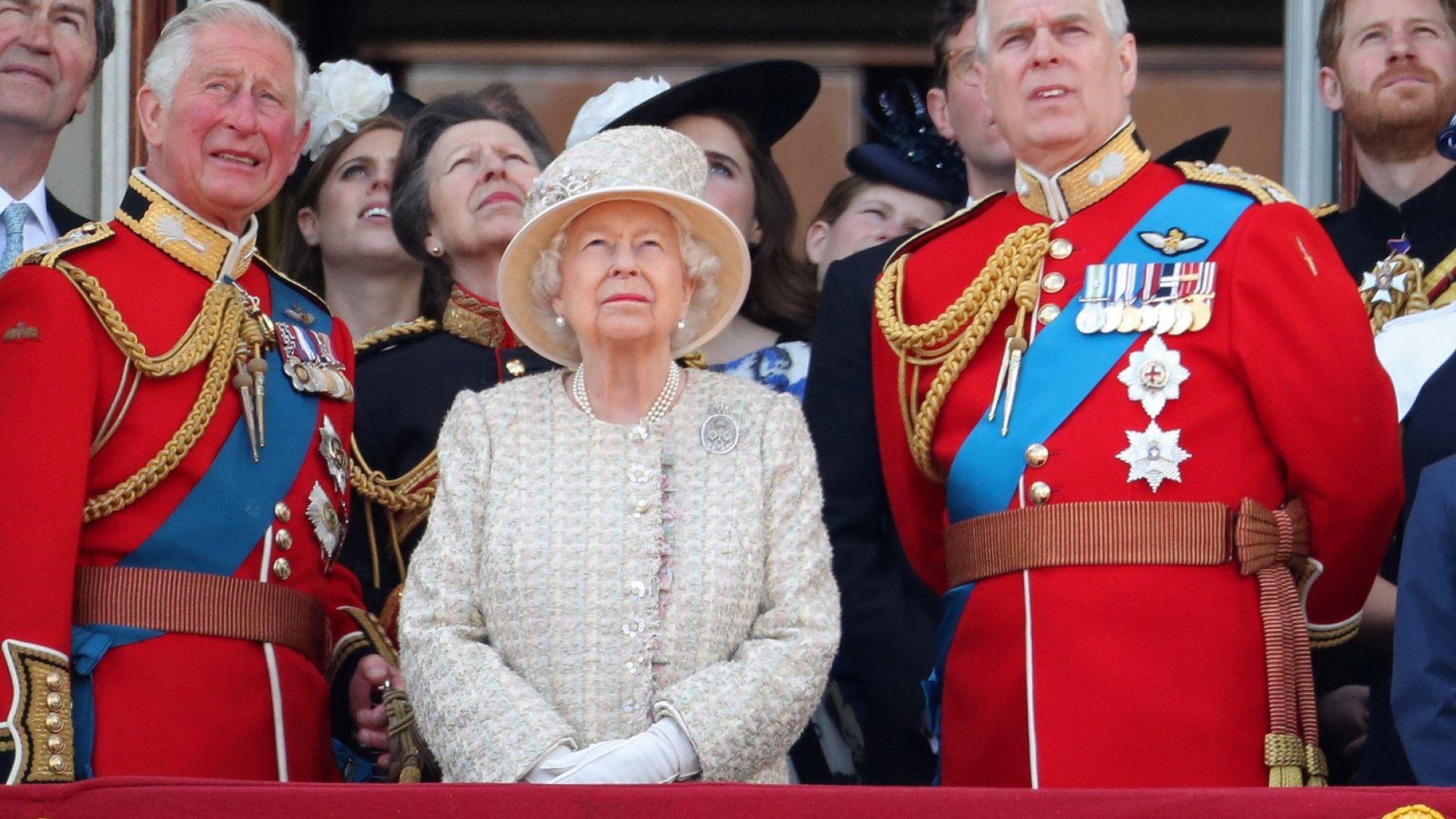 Заради пандемията: Бъкингамският дворец отменя всички предстоящи събития