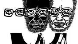 Графикатури и някои други неща от Иван Газдов на Иванов ден в Галерия Арте