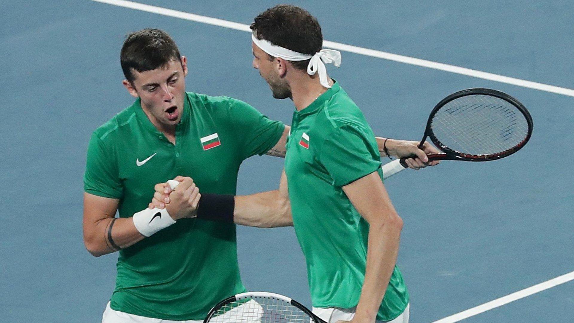Жалко! Лазаров докосна победата, но си тръгва от турнира ATP 250 в Турция