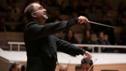 Маестро Найден Тодоров започна 2020 с концерт в залата на Берлинската филхармония